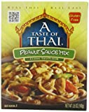 A Taste of Thai Peanut Sauce Mix, 3.5-Ounce Packets (Pack of 12)