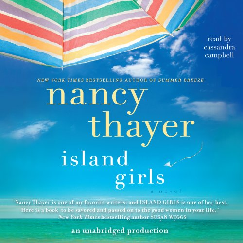 Island Girls audiobook cover art