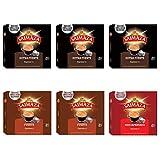 Paquete variado de cápsulas de café espresso Saimaza - Cápsula de café de aluminio compatible con Nespresso® * - 6 paquetes (120 cápsulas)