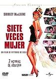 Siete veces mujer / Woman Times Seven ( Sept fois femme ) ( Sette volte donna )