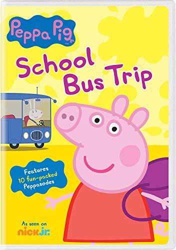 Peppa Pig: School Bus Trip [Edizione: Stati Uniti] [Italia] [DVD]