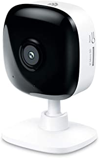 Kasa Indoor Smart Home Camera by TP-Link, 1080p HD Security Camera Wireless 2.4GHz with Night Vision, Motion Detection for...