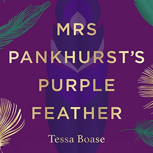 Mrs Pankhurst's Purple Feather cover art