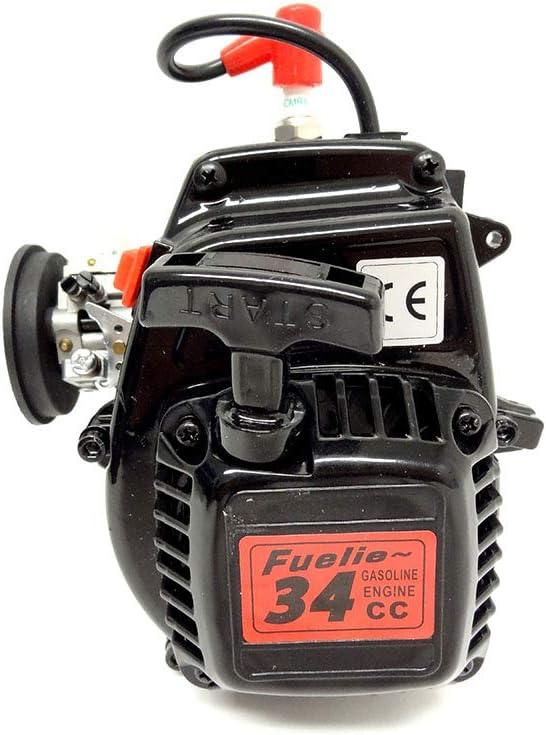 King Motor REV 4 Bolt 30.5cc 2 HPI 5 Fits Baja Engine Industry Fashion No. 1 Stroke Gas