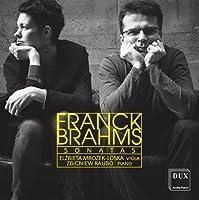 Franck & Brahms: Viola Sonatas by Zbigniew Raubo