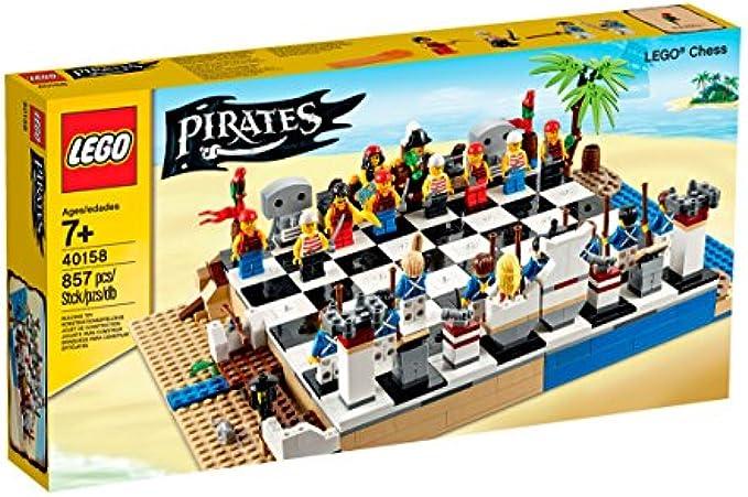 LEGO Pirates 40158 Chess Set