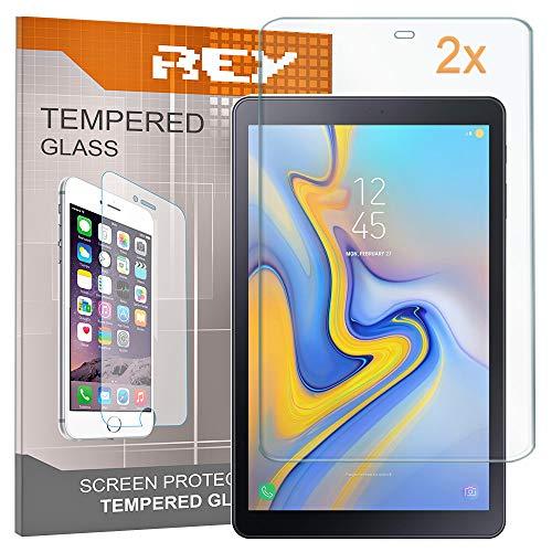 Pack 2X Panzerglas Schutzfolie für Samsung Galaxy TAB A 10,5
