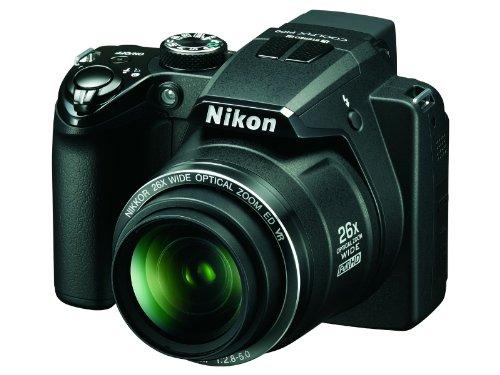 Nikon P100 - Cámara Digital Compacta 10.3 MP - Negro
