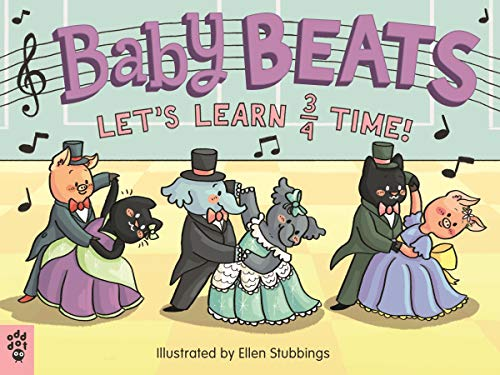 Baby Beats: Let's Learn 3/4 Time!