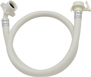 ガオナ ヤータモン・カーチス 自動洗濯機用 給水ホース 1.0m ビス止め式ジョイントなし (ワンタッチ接続 抜け防止 取付簡単) GA-LC002