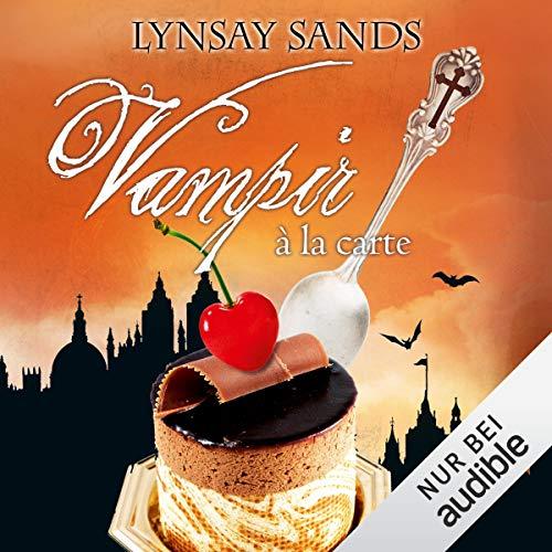 Vampir à la carte audiobook cover art