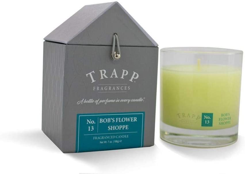 Trapp Large Poured Candle #13 Bob's 7 Shoppe oz. Tra discount Flower by Many popular brands