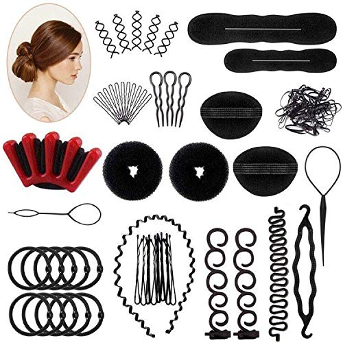 25 PCS Haar Styling Design Zubeh...
