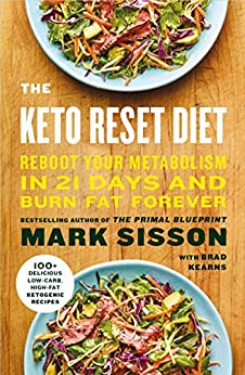 The Keto Reset Diet by [Mark Sisson]