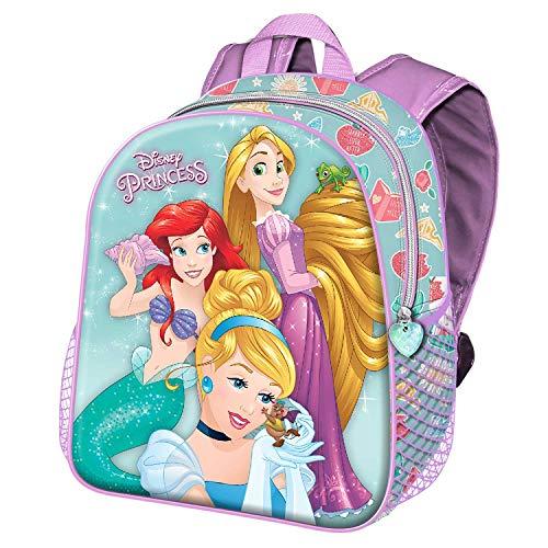 Disney Princess Mooi 3D Rugzak (Klein)