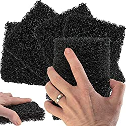 restaurant grade griddle cleaning pads