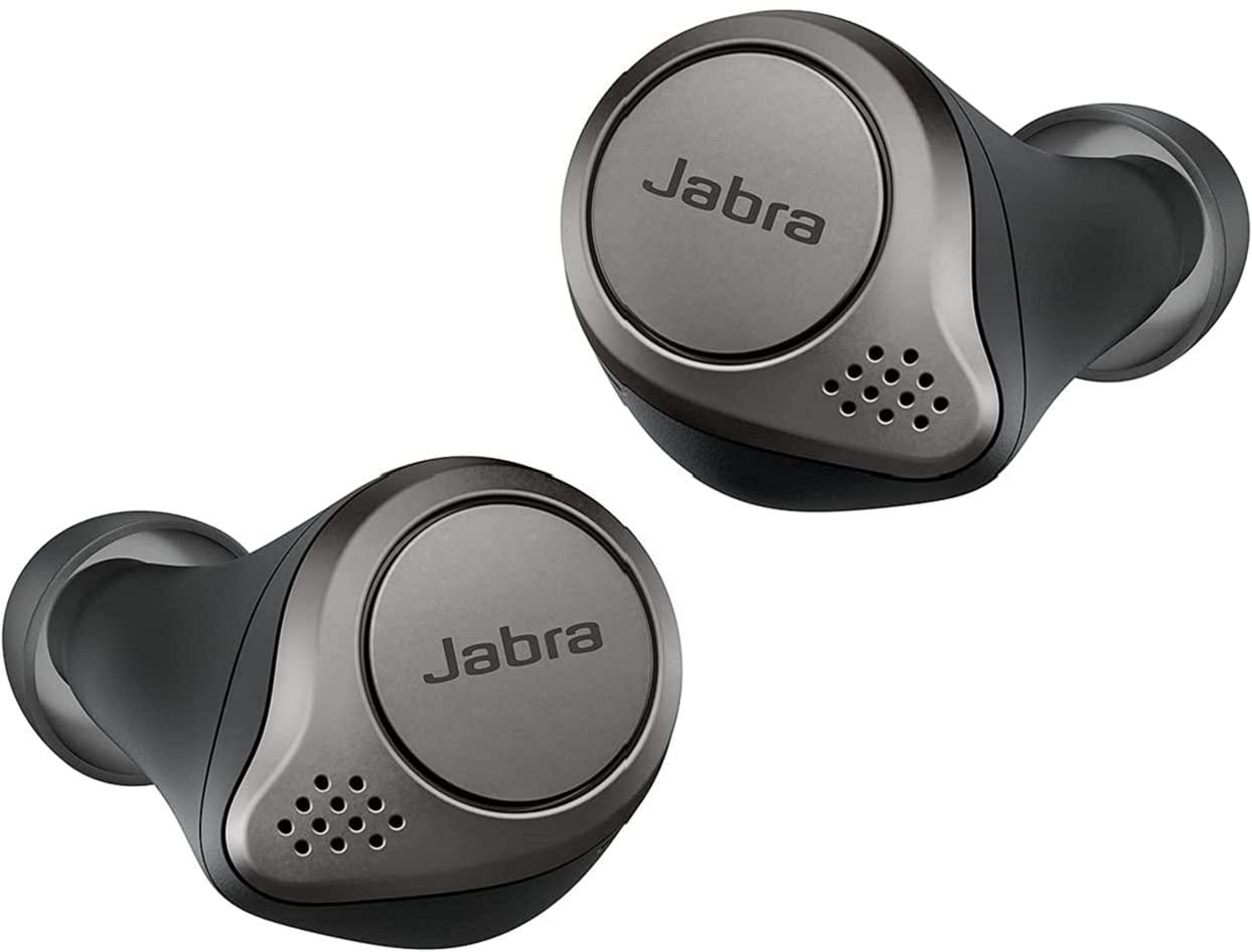 Jabra Elite 75t True Wireless Active Noise Cancelling