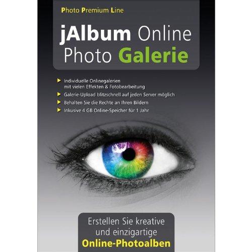 jAlbum Online Photo Galerie