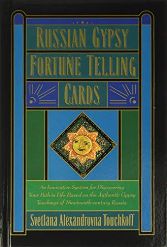 Compare Textbook Prices for Russian Gypsy Fortune Telling Cards Har/Crds Edition ISBN 9780062508768 by Touchkoff, Svetlana A.