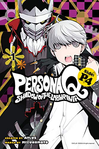 Persona Q Shadow of the Labyrinth: 4