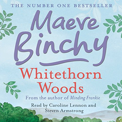 Whitethorn Woods audiobook cover art