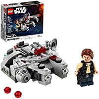 LEGO Star Wars Millennium Falcon Microfighter 75295 Building Toy Kit