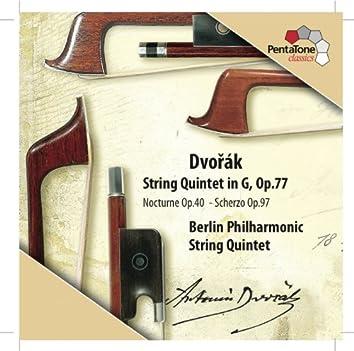 Dvořák: String Quintets