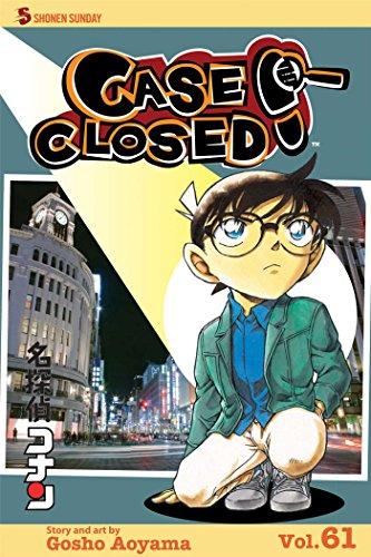 Case Closed, Vol. 61