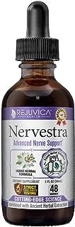 Nervestra Nerve Health Support Supplement - Fast, Natural Liquid Formula - Turmeric, White Willow Bark, B-Vitamins, Alpha ...