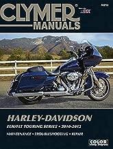 Harley-Davidson FLH/FLT Touring Series Motorcycle (2010-2013) Service Repair Man