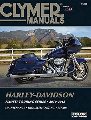 Harley-Davidson FLH/FLT Touring Series 2010-2013 (Clymer Manuals)