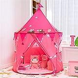 GJF Kinderspielzelt Spielzeug Prinzessin Schloss wasserdicht Kinderspielhaus Geschenk für Kinder...