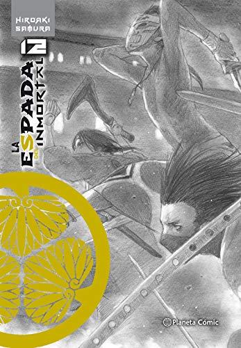 La espada del Inmortal Kanzenban nº 12/15 (Manga Seinen)