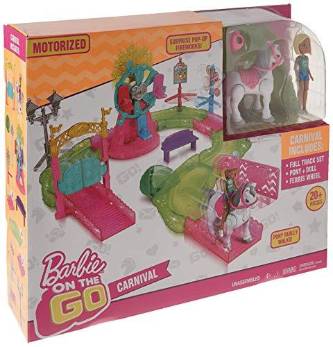 Barbie On The Go Feria de Carnaval