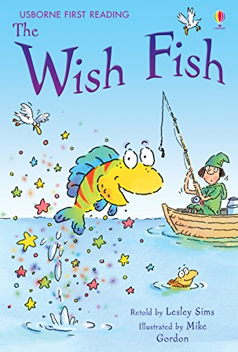 The Wish Fish: For tablet devices (Usborne First Reading: Level One) (English Edition)