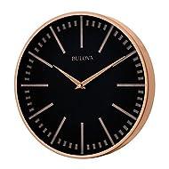 Bulova Copper Classic Wall Clock