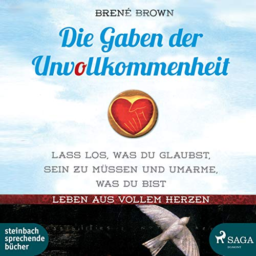 Die Gaben der Unvollkommenheit                   Written by:                                                                                                                                 Brené Brown                               Narrated by:                                                                                                                                 Heidi Jürgens                      Length: 5 hrs and 41 mins     Not rated yet     Overall 0.0