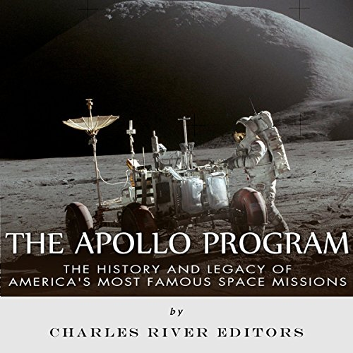 The Apollo Program audiobook cover art