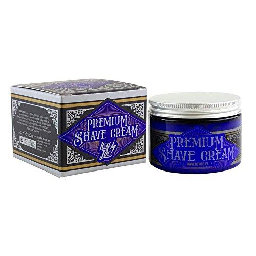HEY JOE - Premium Shave Cream 150 ml - Crème de rasage 150 ml avec émollients naturels