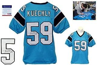 Best luke kuechly signed jersey Reviews