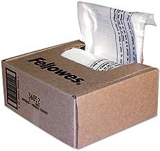 $29 » Shredder Waste Bags, 6-7 gal Capacity, 100/Carton