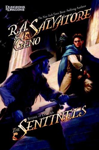 The Sentinels (Stone of Tymora Book 3) (English Edition)