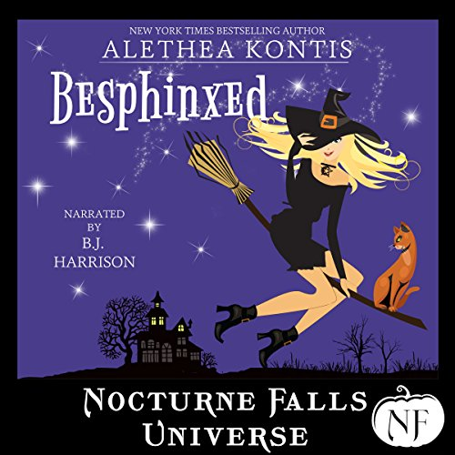 Besphinxed: A Nocturne Falls Universe Story                   By:                                                                                                                                 Alethea Kontis                               Narrated by:                                                                                                                                 B.J. Harrison                      Length: 4 hrs and 39 mins     49 ratings     Overall 4.7