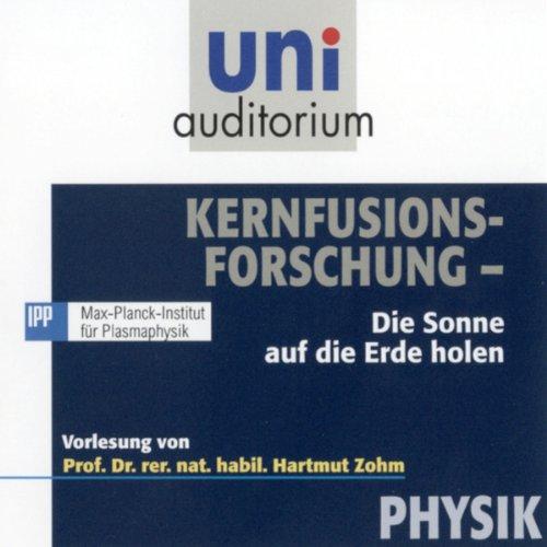 Kernfusionsforschung (Uni-Auditorium) Titelbild