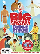 The Big Picture Interactive Bible Stories for Toddlers New Testament: Connecting Christ Throughout God's Story (The Big Picture Interactive / The Gospel Project)