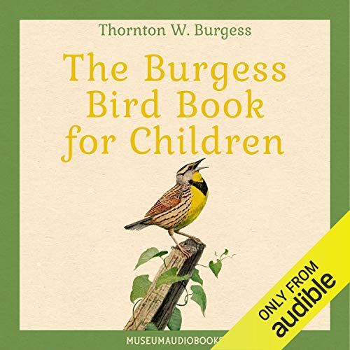 The Burgess Bird Book for Children  By  cover art