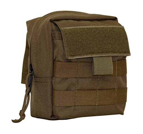 BDS Tactical Squad Leader Admin Pouch (Coyote)