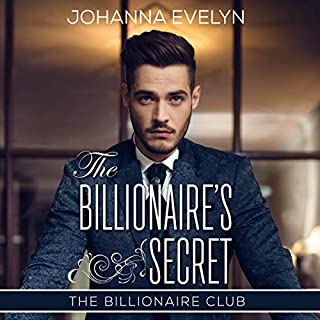 The Billionaire's Secret audiobook cover art