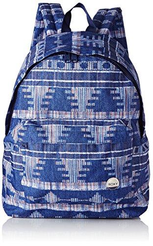 RoxyBe Young - mochila Mujer , Azul (Bleu (Bsq7)), talla única