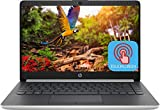 Newest Flagship HP Touchscreen Laptop 14-inch Thin &Lightweight Micro-Edge Display AMD Dual-Core Ryzen 3 3200U Up to 3.5GHz 8GB RAM 512GB M2 SSD Radeon Vega 3 WiFi HDMI Webcam Type-C Win 10